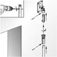 Крепление приводного механизма - кардан