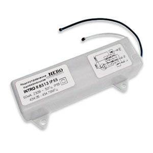 Радиоуправление одноканальное Intro II 8513 IP55 в короб