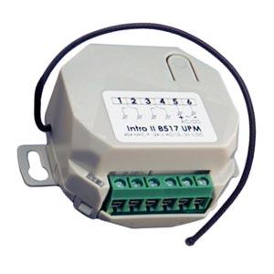 Двухканальная радиокарта Intro II 8517 UPM