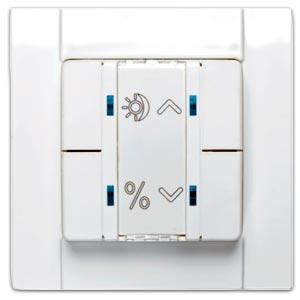 Приемник-диммер 1-канальный Intro II 8521-50