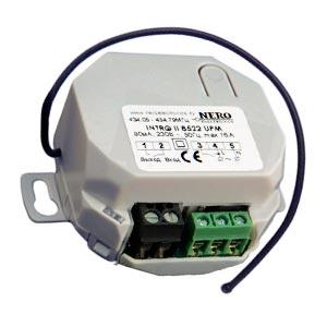 Приемник Intro II 8522 UPM 1-канальный для управления нагрузкой до 3кВт