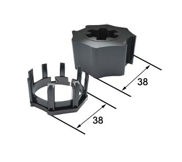 ADF/40 - Адаптер электропривода SOMFY
