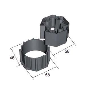 ADF/50 - Адаптер электропривода SOMFY