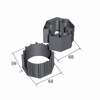 ADF/60 - Адаптер электропривода SOMFY