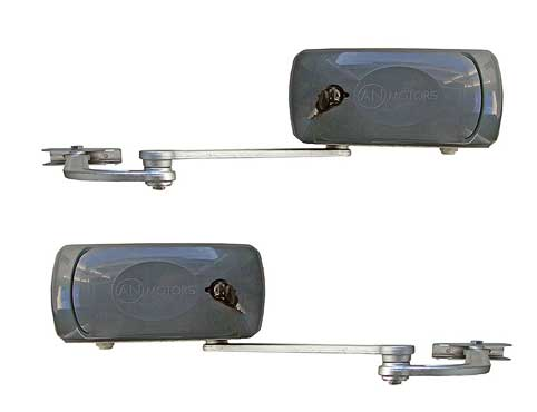 Комплект для автоматизации распашных ворот ASW4000KIT