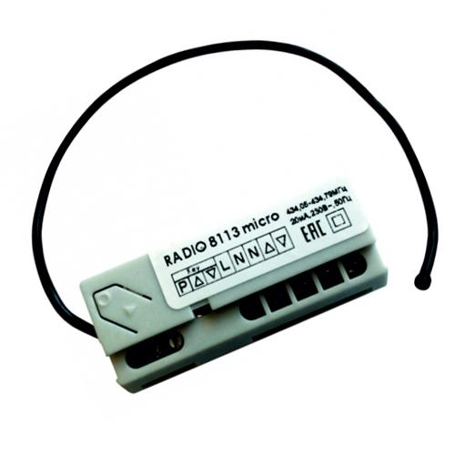Radio 8113 micro радиоуправление одноканальное