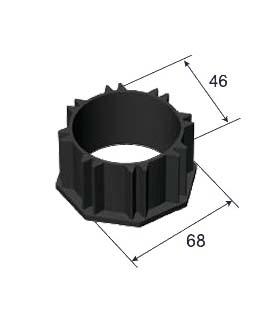 Кольцо переходное RF/70
