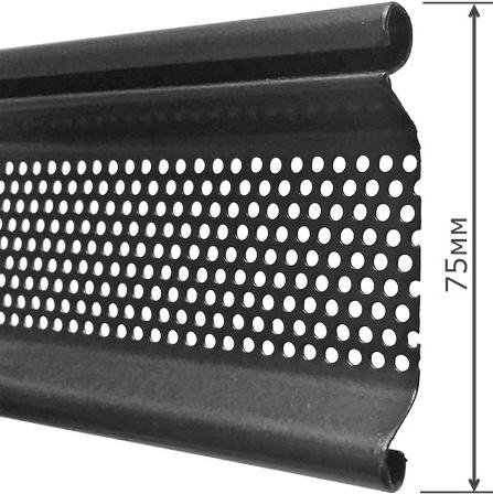 Стальной перфорированный профиль ST75P (СТ75П)